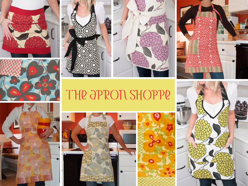 vintage apron, christmas aprons, apron pattern, ray aprons