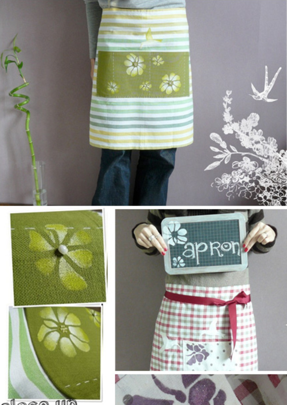 apron front tubs, handmade aprons, kitchen apron, work aprons
