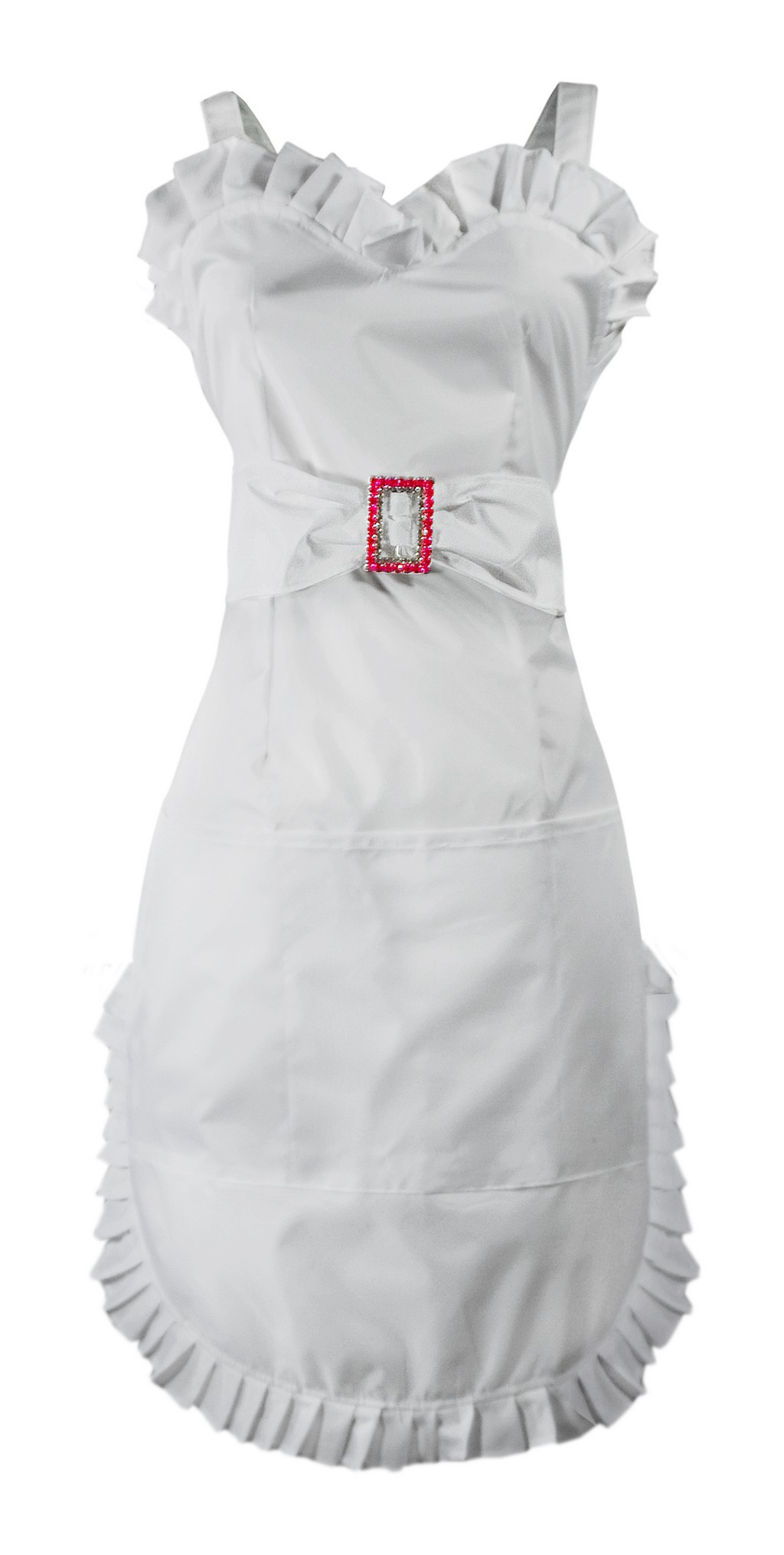 aprons for women, history of the apron, masonic aprons, novelty aprons for men