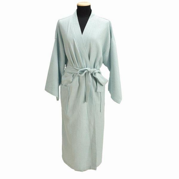 bath robes, bath robes wholesale, light blue bathrobes made in usa, pink bathrobe