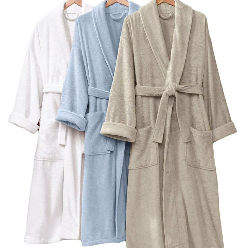 Terry Bathrobe Decorlinen Com