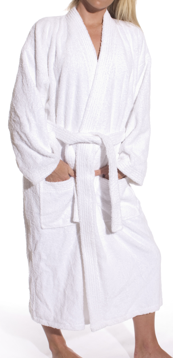 mens black terry bathrobe. Black Bedroom Furniture Sets. Home Design Ideas