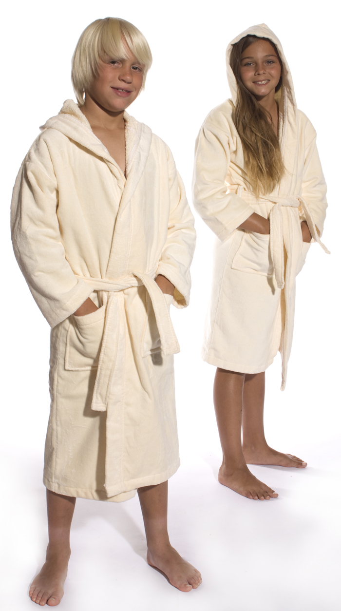 Shop for Girls Robes in Girls Pajamas & Robes. Buy products such as Girls Cotton Hooded Terry Robe Cover Up, Kids Sizes at Walmart and save.