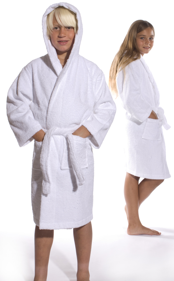 Plus Size Womens Terry Cloth Bath Robes Decorlinen Com