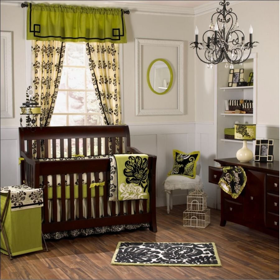 Crib Bedding Set Decorlinen Com