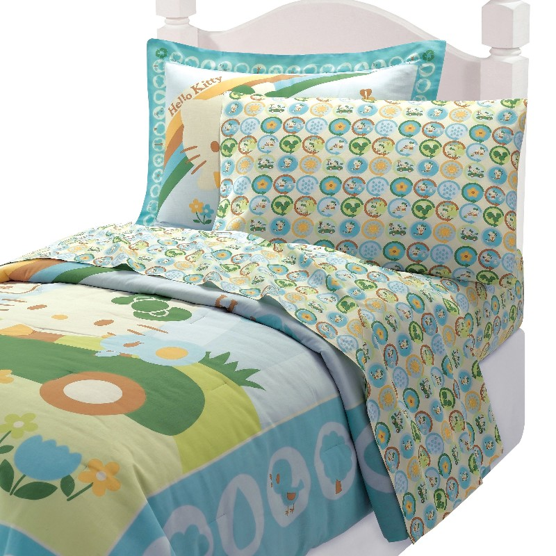 twin bedding, tablecloths, sheets, beach towels