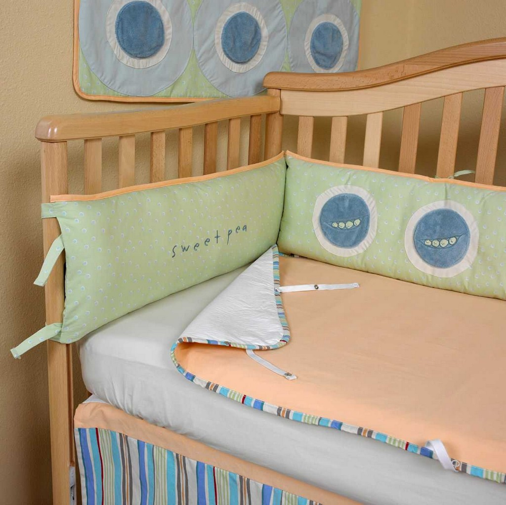 crib bedding, tinkerbell bedding, polka dot bedding, tommy hilfiger bedding