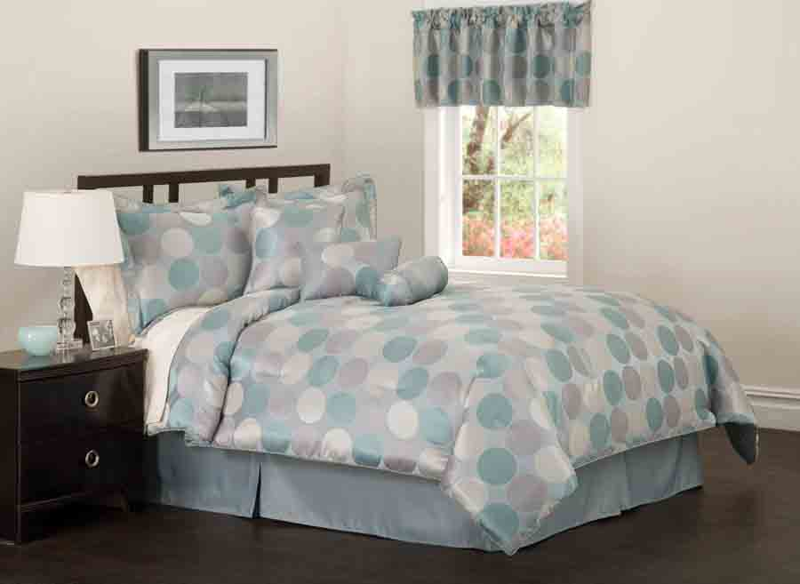 luxury bed linen, irish bed linen, southwestern print bed linen, bed linen