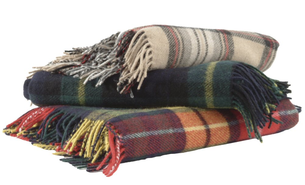 flannel blankets, hudsons bay company blanket, maine lighthouse blankets, wool blankets