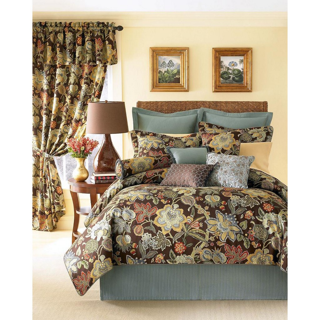 ralph lauren comforters, laura ashley comforters, purple comforters, luxury comforters