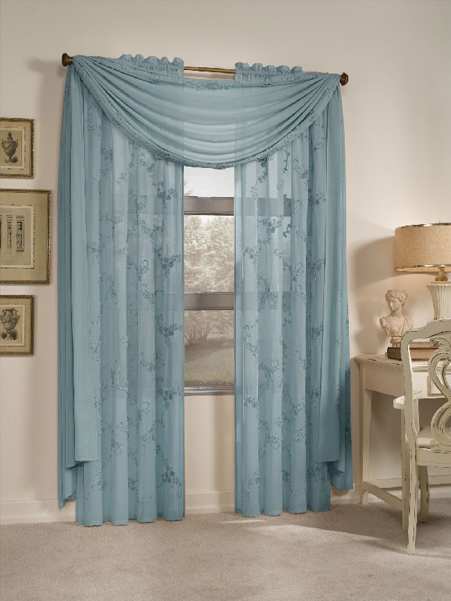 curtain ideas, cheap curtains, cafe window curtains, tab top curtains
