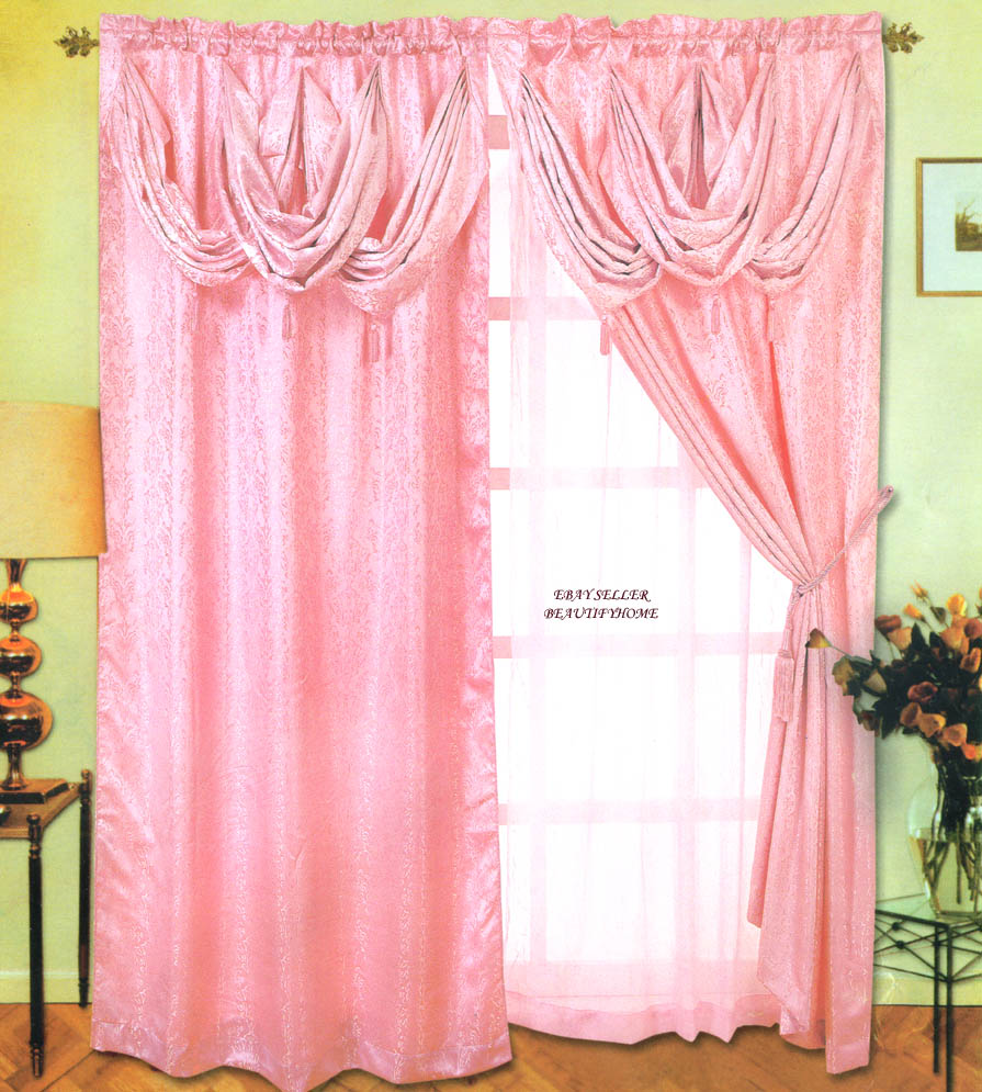 rackets and drapes, pleated drapes, kitchen drapes, barkcloth drapes
