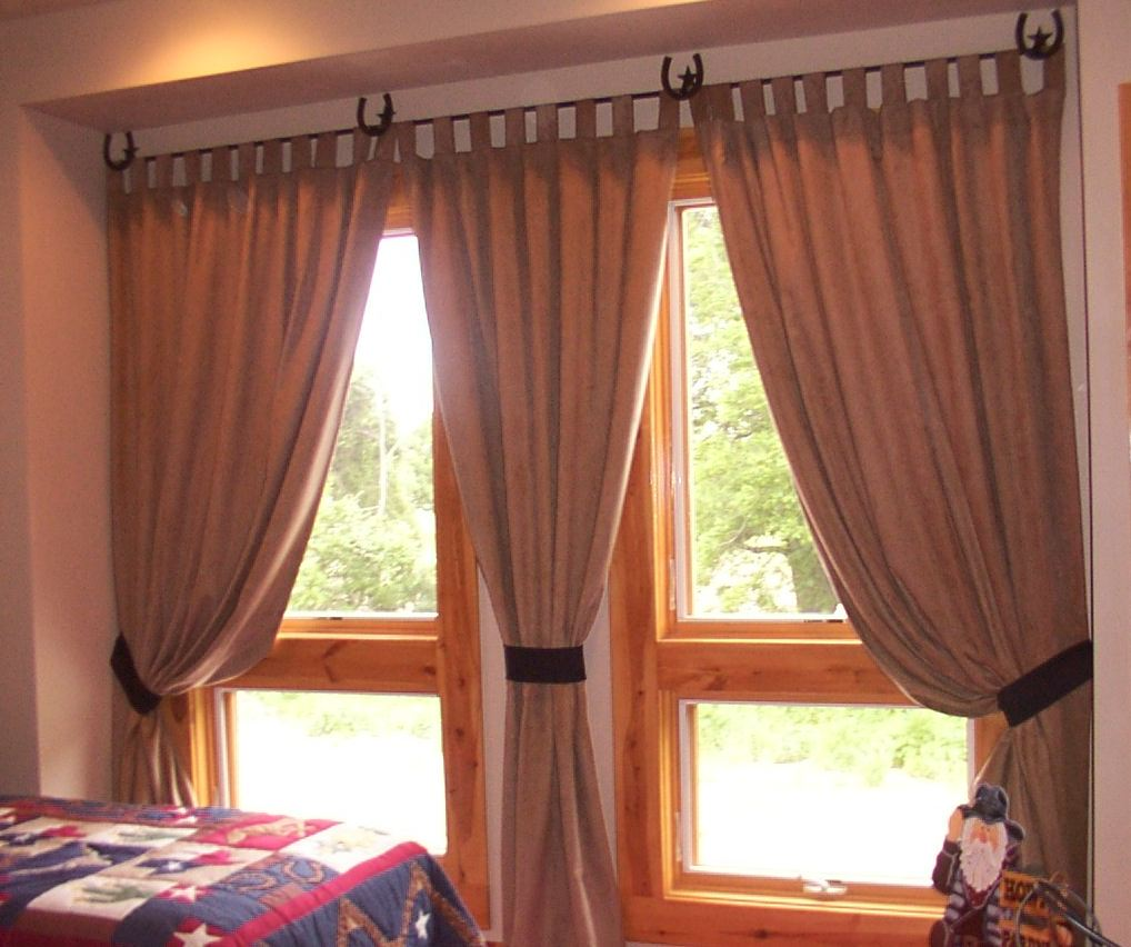 how to make drapes, dupioni silk drapes, plaid drapes, pottery barn silk drapes