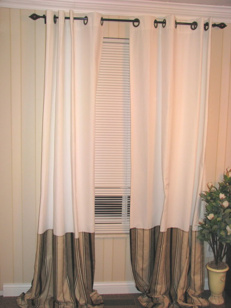 burgandy drapes, lined drapes, tab top drapes, red drapes