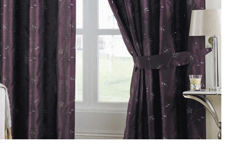 country drapes, lightfoot house drapes, custom made drapes, silk drapes