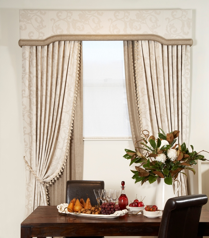 Kitchen Window Treatments - Bargain Kitchen Curtains