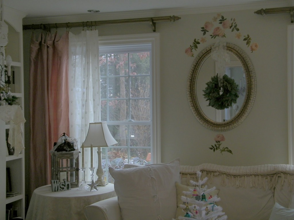 window drapes, black toile drapes, brocade drapes, velvet drapes