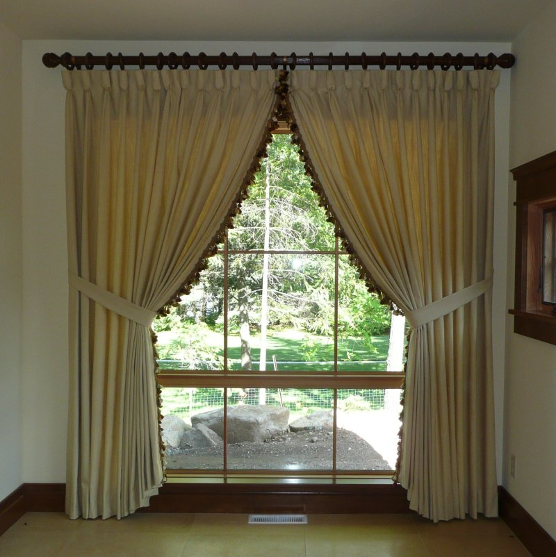 curtain wall, blue curtain falls, custom curtains, bunk bed curtains