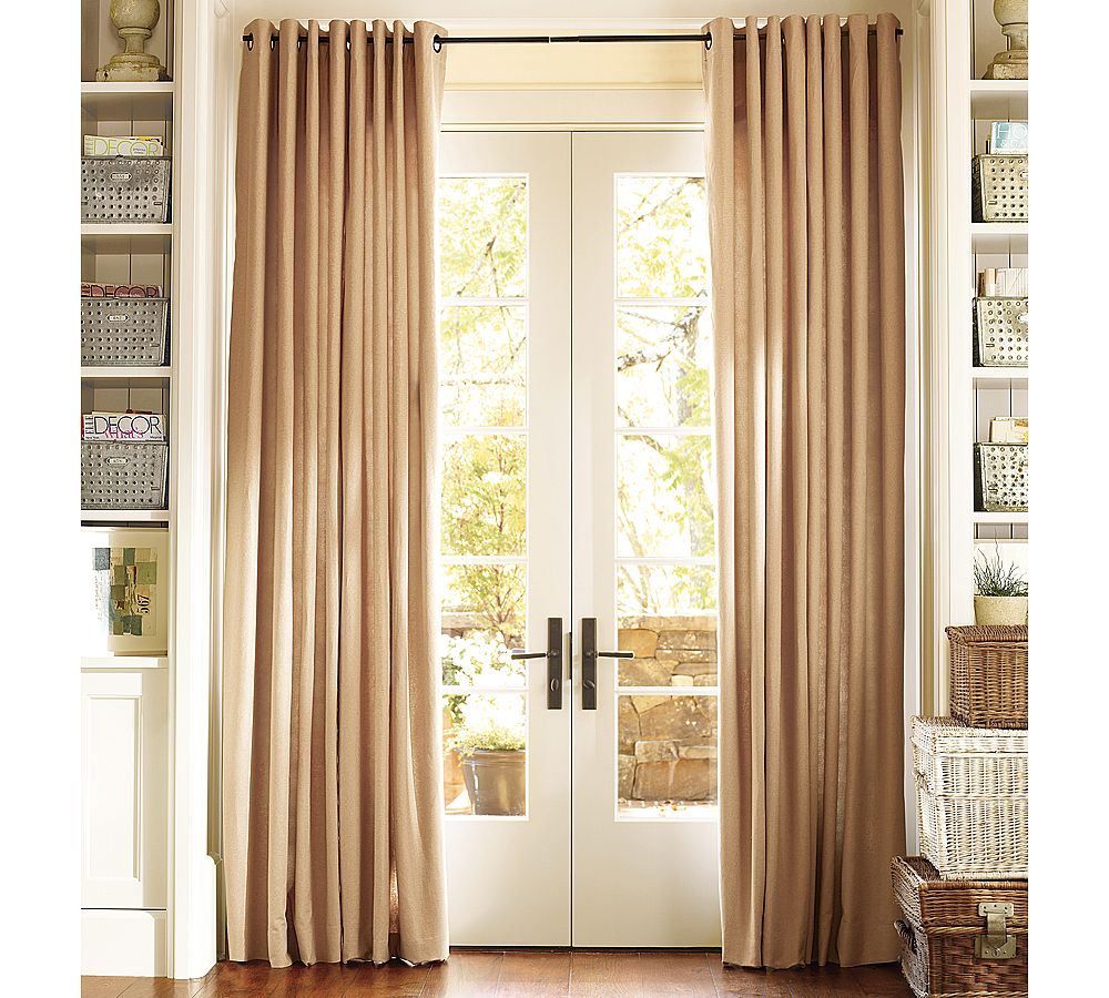 linen drapes, bed drapes, patio door drapes, drapes
