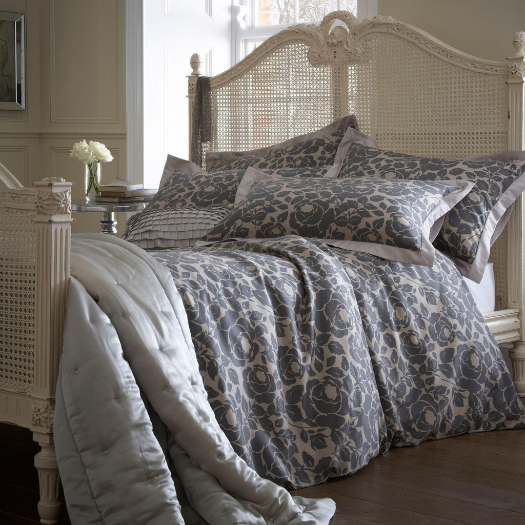 satin comforters, goose down comforters, comforters, laura ashley comforters