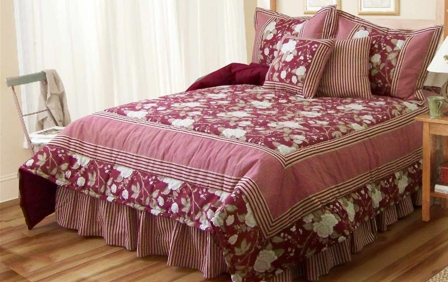 flannel duvet covers, electric blankets, quilts, satin bedspreads