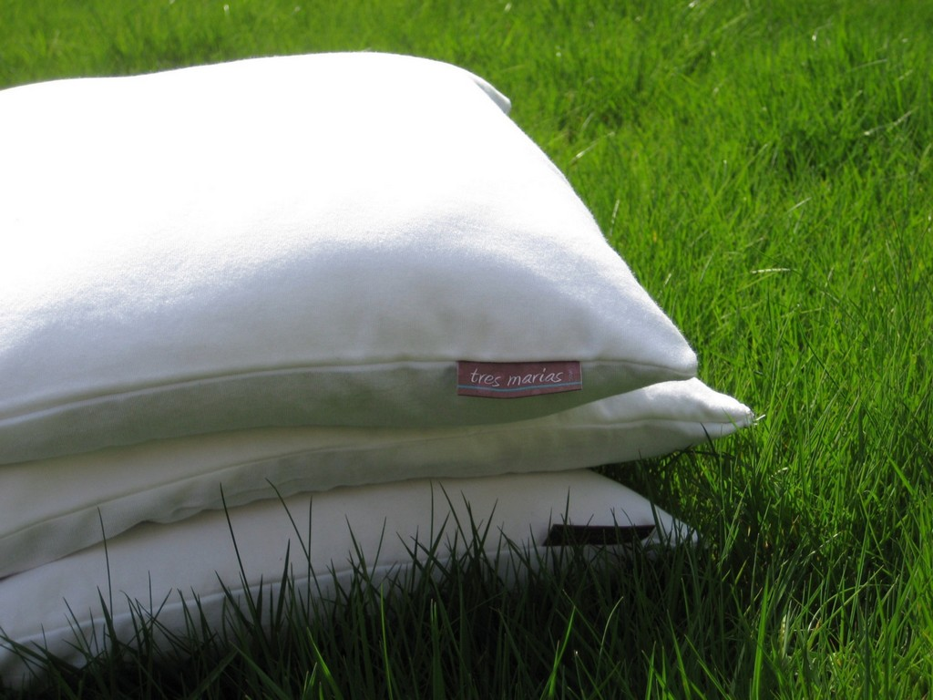down pillows, outdoor pillows, buckwheat hull pillows, bath pillows