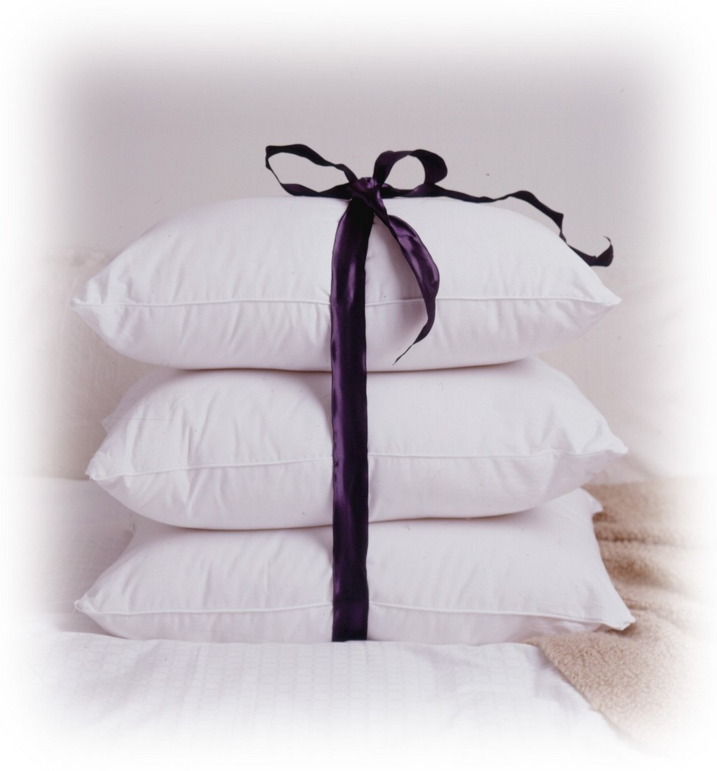 feather pillows, down pillows, outdoor pillows, wedge pillow