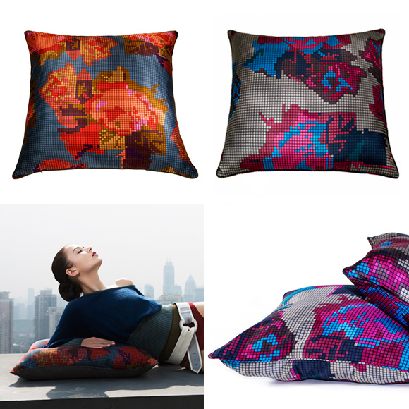 sofa pillows, pillow covers, bed pillows, floor pillows