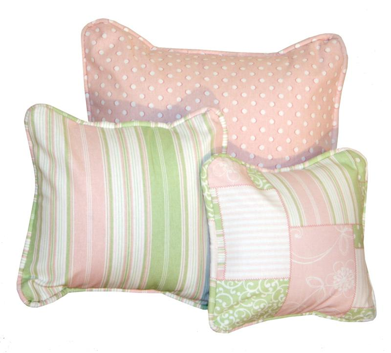 outdoor pillows, gluing silk flowers to pillows, foam pillows, bed pillows