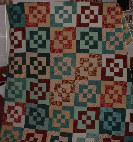 landscape quilts, quilt fabric, necktie quilts, pictures of denim quilts