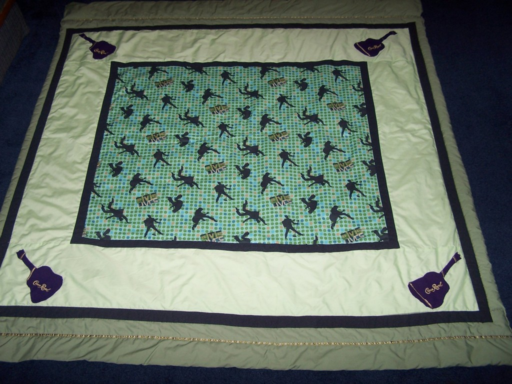 handmade quilts for sale, custom photo quilts for cheap, crayon quilts, pictures of denim quilts