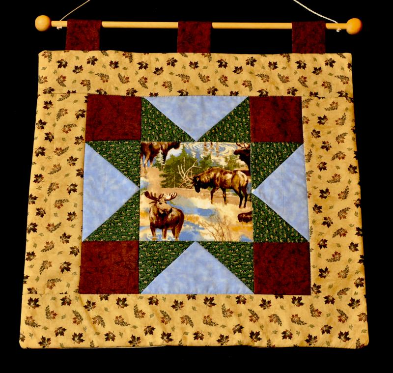 Folded Star Pattern - Quilting Forum - GardenWeb