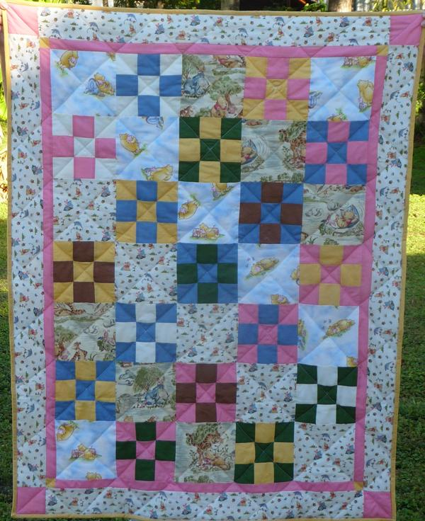 photo quilts, baby quilts, baby quilt kits, hawaiian quilts