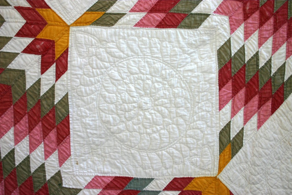 log cabin quilts, rag quilts, landscape quilts, folded star quilt pattern