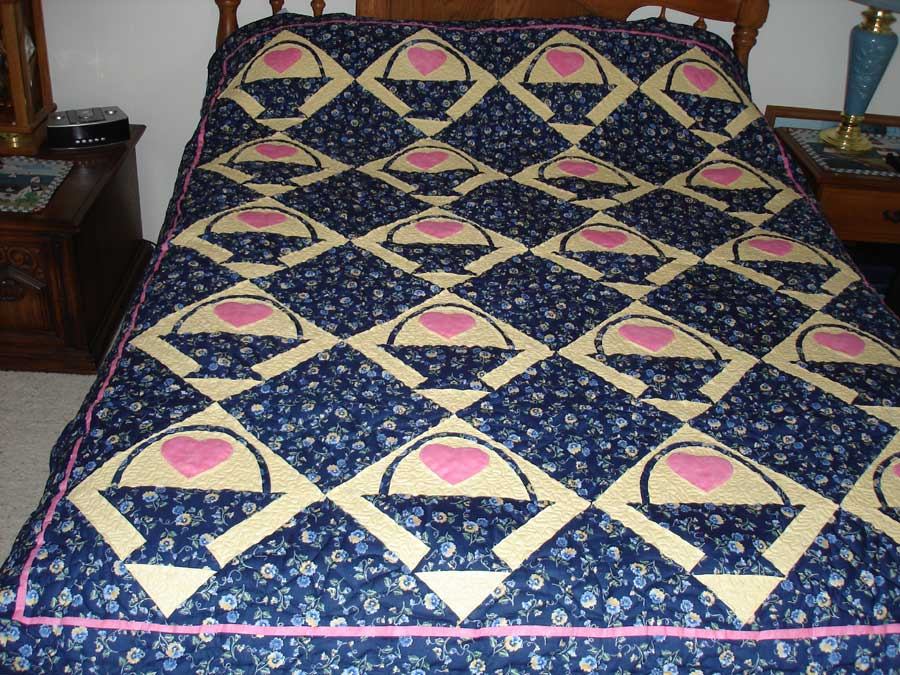quilts and shams, king size quilts, denim quilts, fishing themed quilts