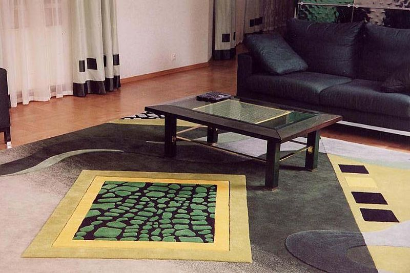 area rug 8x11, tropical area rugs, area rugs contemporary, tobacco leaves area rug