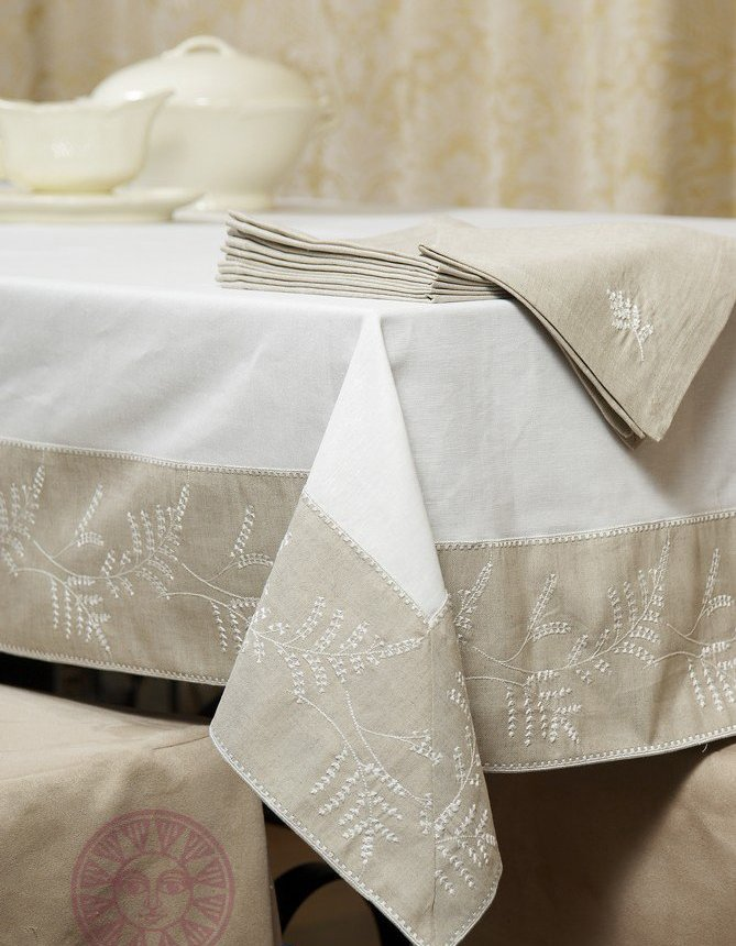Oval Vinyl Tablecloths Decorlinen Com