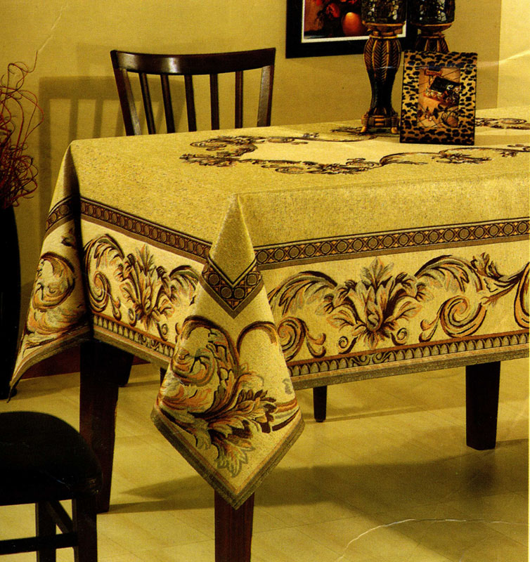 holiday tablecloths, indian table linens, linen tablecloths, wholesale table linen