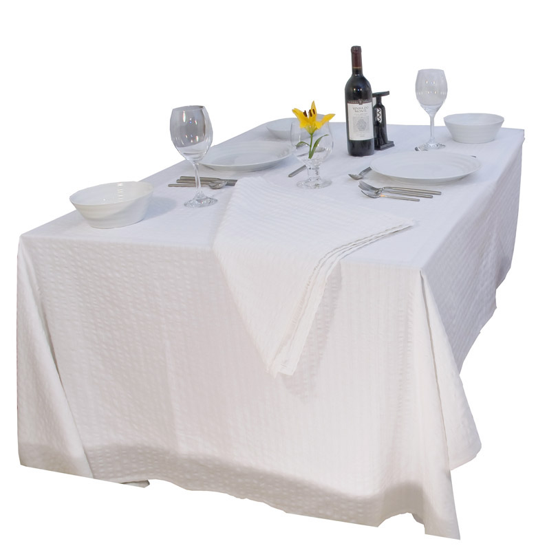 table linen, bed linen, tri fold linen folders, linen rentals