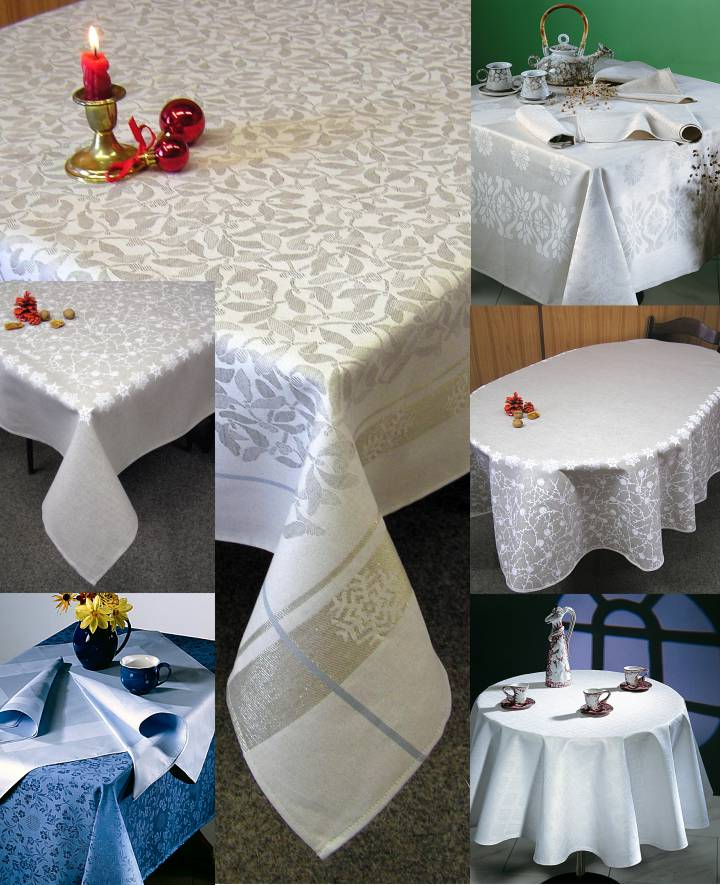 table linens for less, designer table linens, crocheted tablecloths, table linens for less
