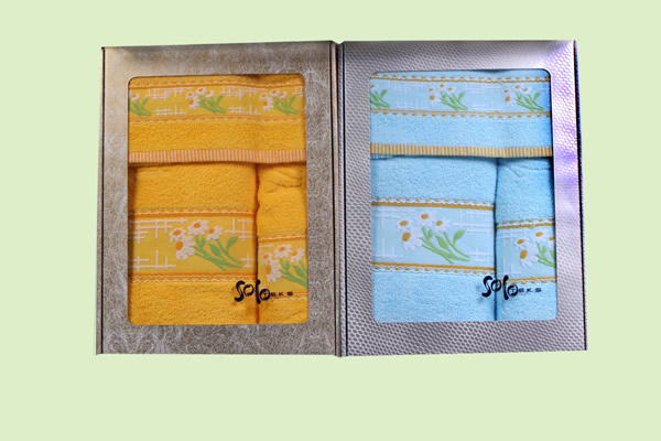 towel, guest towels, in our towels, crafts made from towels