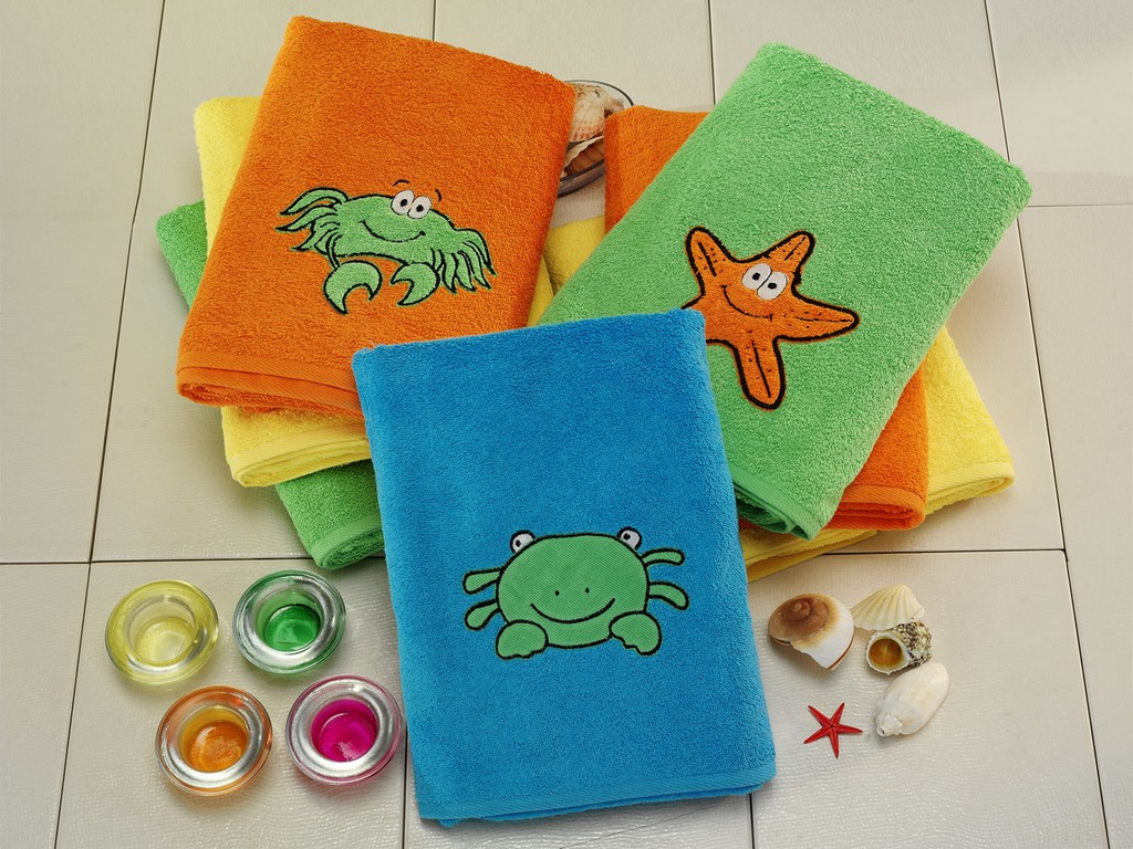 Microfiber towels - DecorLinen.com.